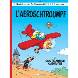LES SCHTROUMPFS LOMBARD - TOME 14 - AÉROSCHTROUMPF (L')