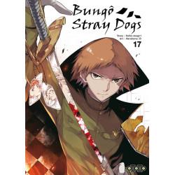 BUNGO STRAY DOGS T17