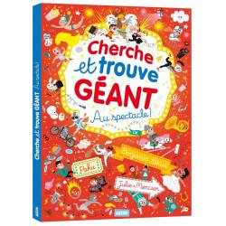 CHERCHE ET TROUVE GEANT AU...