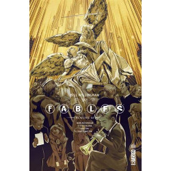 FABLES INTÉGRALE  - TOME 10