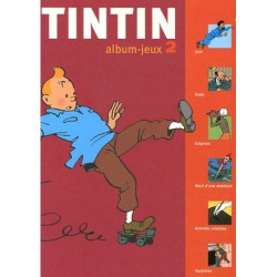 ALBUM JEUX TINTIN T2
