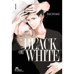 BLACK OR WHITE - TOME 01 -...