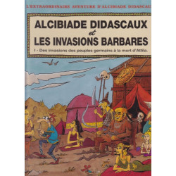 DIDASCAUX INVASIONS BARBARES 1