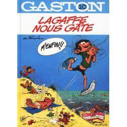 GASTON - TOME 10 - LAGAFFE NOUS GÂTE