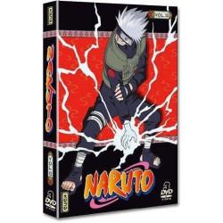 NARUTO VOL 13 SLIMPACK 3 DVD