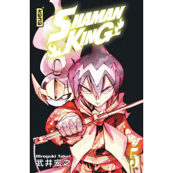 SHAMAN KING STAR EDITION -...