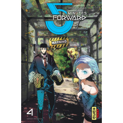 5 MINUTES FORWARD - TOME 4