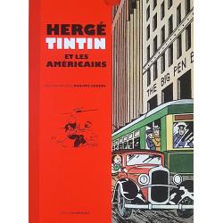 HERGE - TINTIN ET LES...