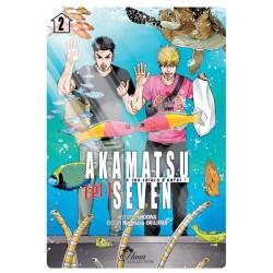 AKAMATSU & SEVEN - TOME 2