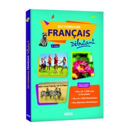 DICTIONNAIRE DE FRANÇAIS DÉBUTANT GRAND FORMAT