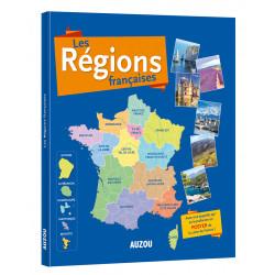 LES RÉGIONS FRANÇAISES - ATLAS