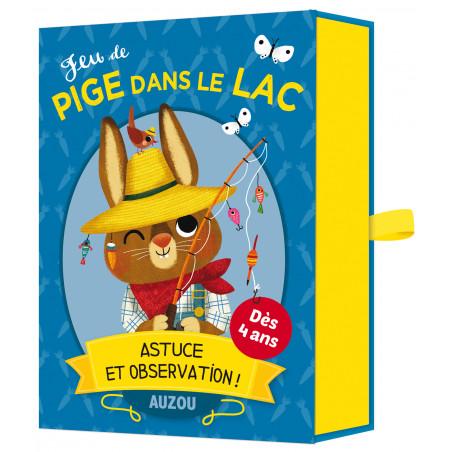 JEU DE PIGE DANS LE LAC