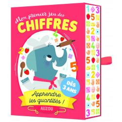 MON PREMIER JEU DE CHIFFRES - APPRENDRE LES QUANTI