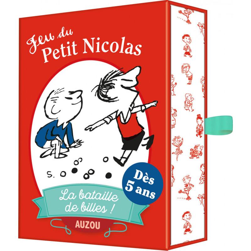 JEU DU PETIT NICOLAS BATAILLE DE BILLES