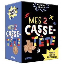 MES DEUX CASSE-TETE