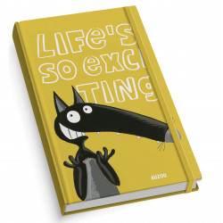 CARNET DU LOUP - LIFE'S SO EXCITING