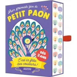 MON PREMIER JEU DE PETIT PAON