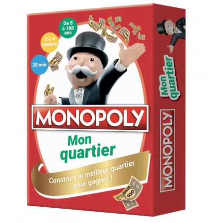 MONOPOLY - MON QUARTIER