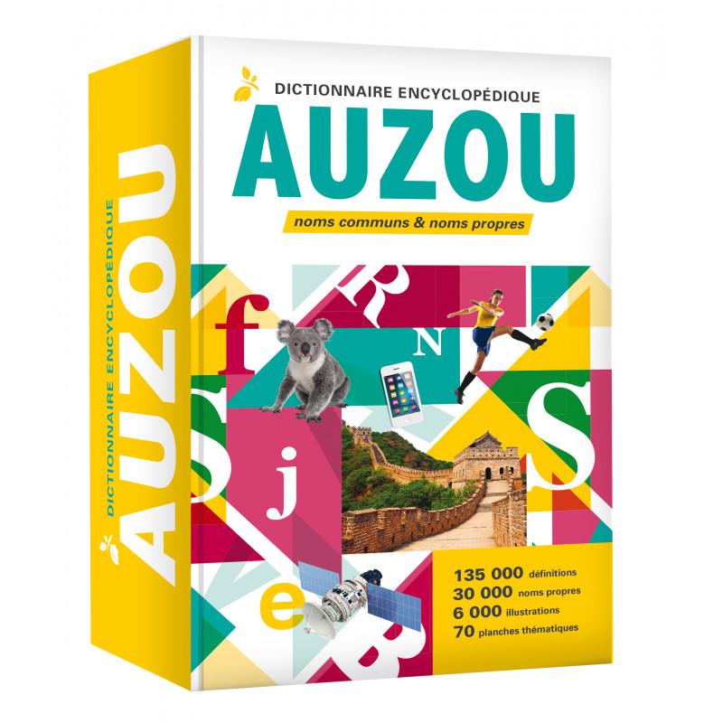 DICTIONNAIRE ENCYCLOPÉDIQUE AUZOU 2020