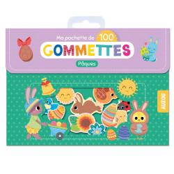 MA POCHETTE DE 100 GOMMETTES - PÂQUES