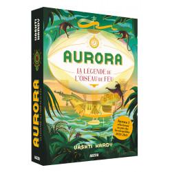 LEGENDE DE L OISEAU DE FEU T02 AURORA