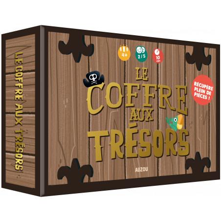 P'TIT JEU - LE COFFRE AUX TRÉSORS