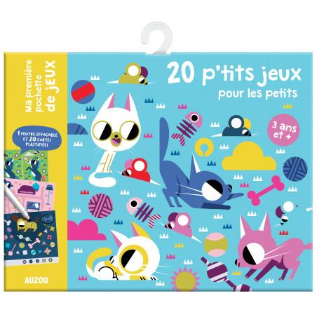 20 PETITS JEUX POUR LES PETITS