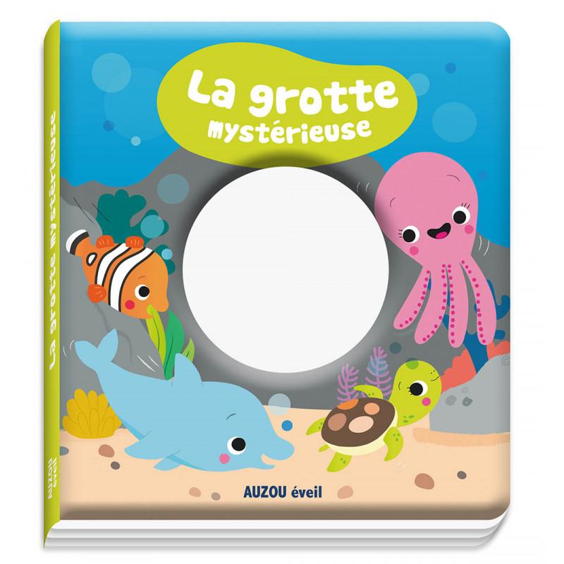 GROTTE MYSTERIEUSE (LA) - LIVRE DE BAIN ET 4 JOUET