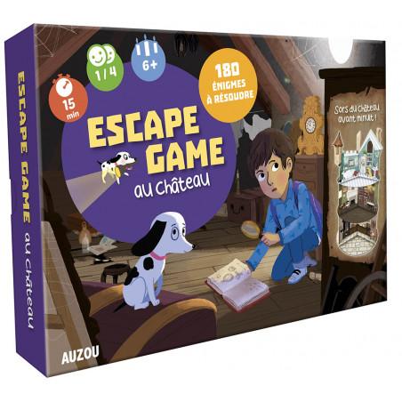 GRAND JEU - ESCAPE GAME AU CHÂTEAU (NE)