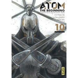 ATOM THE BEGINNING - TOME 10