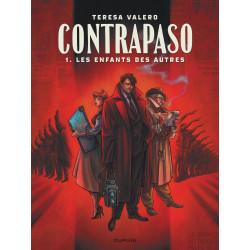 CONTRAPASO - TOME 1 - LES...