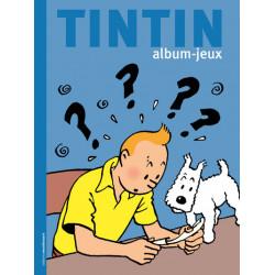 ALBUM JEUX TINTIN