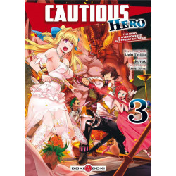 CAUTIOUS HERO - VOL. 03