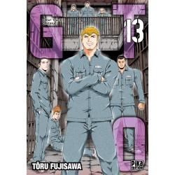 GTO PARADISE LOST T13
