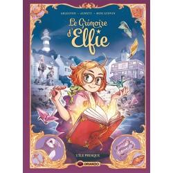 LE GRIMOIRE D'ELFIE - VOL....