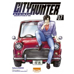 CITY HUNTER REBIRTH T07
