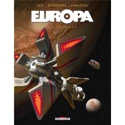 EUROPA T01 - LA LUNE DE GLACE