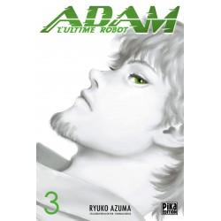 ADAM, L'ULTIME ROBOT T03