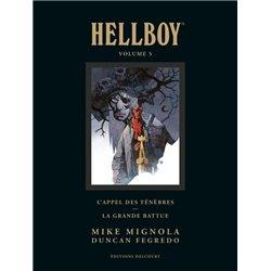 HELLBOY DELUXE T05