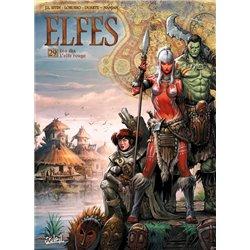 ELFES - 29 - LEA'SAA L'ELFE ROUGE