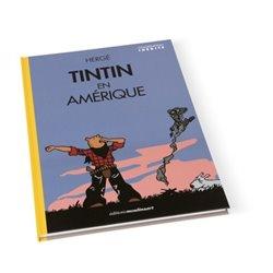 TINTIN AMERIQUE -COLORISE- REVEIL