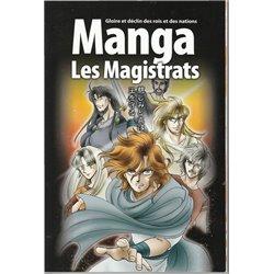 BIBLE EN MANGA (LA) - 2 - LES MAGISTRATS