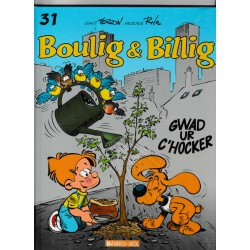 BOULE & BILL (BOULIG & BILLIG) (EN BRETON) - 31 - GWAD UR C'HOKER