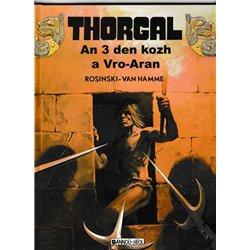 THORGAL (EN BRETON) - 3 - AN TRI DEN KOZH A VRO-ARAN