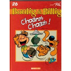 BOULE & BILL (BOULIG & BILLIG) (EN BRETON) - 26 - C'HOARZH C'HOAZH!