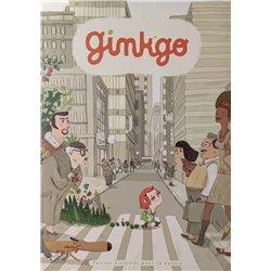 GINKGO PETITES HISTOIRES POUR LA NATURE