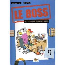 BOSS (LE) - 9 - LES FONDS DE TIROIR DU BOSS
