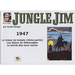 JUNGLE JIM (JIM LA JUNGLE) - STRIPS HEBDOMADAIRES 1947