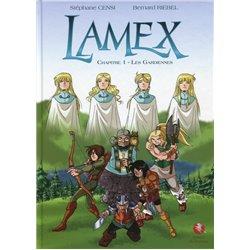 LAMEX - 1 - LES GARDIENNES