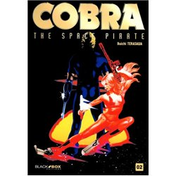 COBRA - THE SPACE PIRATE (BLACK BOX ÉDITIONS) - TOME 2